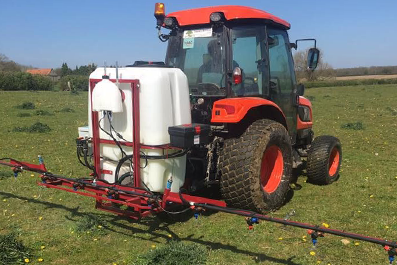 Pasture Spraying Services